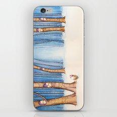 Snow Birds iPhone & iPod Skin
