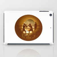 Boxing (Boxe) iPad Case