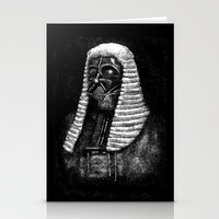 Lord Vader Stationery Cards