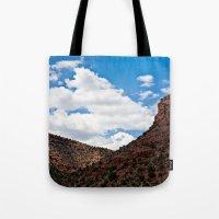 Arizonan Landscape 1 Tote Bag