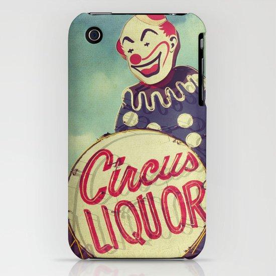 Circus Liquor, N. Hollywood, CA. iPhone & iPod Case