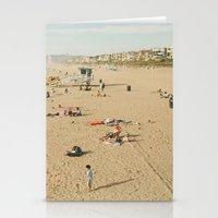 Manhattan Beach Stationery Cards