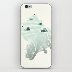 Race for the Prize iPhone & iPod Skin