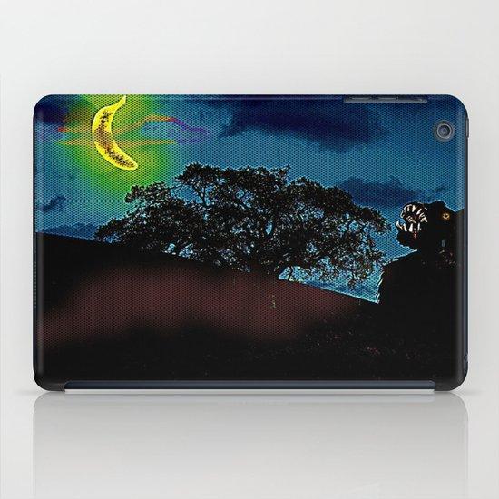 WereApe 025 iPad Case