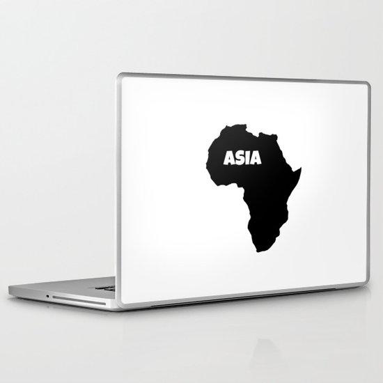 ASIA Laptop & iPad Skin
