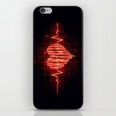 Heartbeat iPhone & iPod Skin