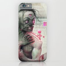 Self Analysis Defrag Slim Case iPhone 6s