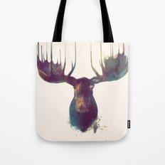 Moose Tote Bag