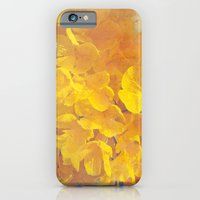 iPhone & iPod Case featuring Yellow Dreams by Msimioni