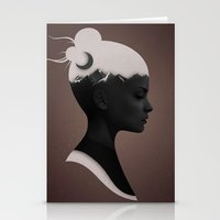She Just Stationery Cards