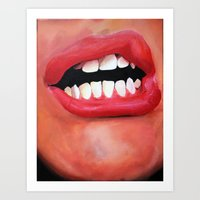 Oral Fixation 1.3 Art Print