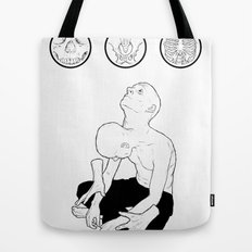 wishing-well/prison-cell Tote Bag