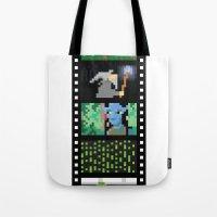 Blockbusters II Tote Bag