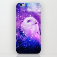 Celestial Owl  iPhone & iPod Skin