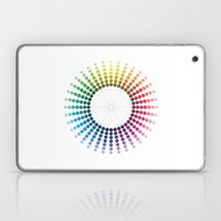 Color Wheel Laptop & iPad Skin