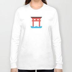 Japan Torii Long Sleeve T-shirt