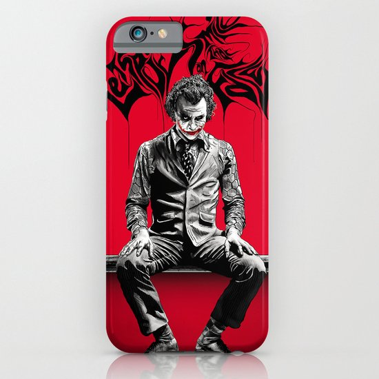 JOKER poster iPhone & iPod Case