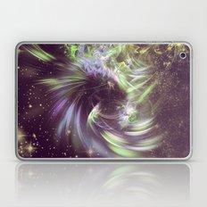 Twisted Time - Black Hole Effects Laptop & iPad Skin