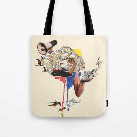 Voicething Tote Bag