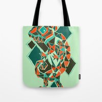 Camaleon Tote Bag