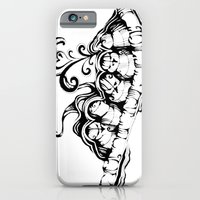 iPhone & iPod Case featuring Owl by Mary Mohr