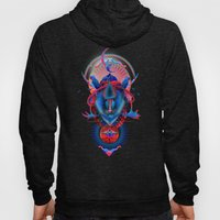 Blue gibbon Hoody