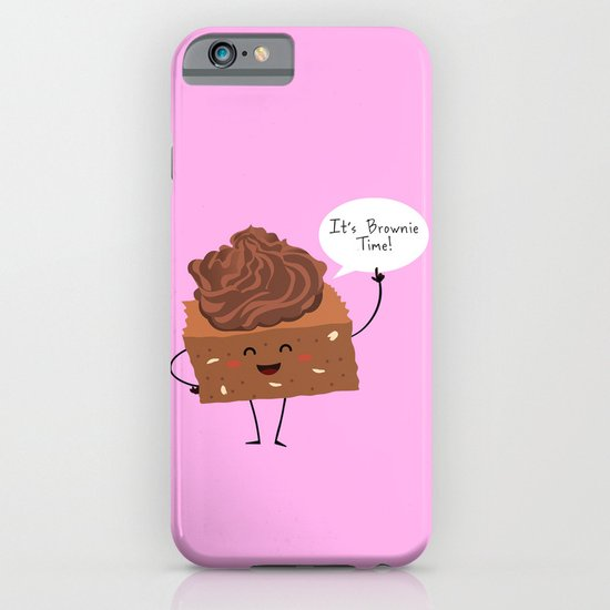 BROWNIE TIME iPhone & iPod Case