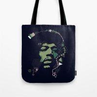 =Hendrix= Tote Bag