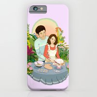 We Make a Cute Couple iPhone 6 Slim Case