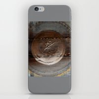 should've had a V8 ! iPhone & iPod Skin