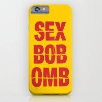 Sex Bob-Omb iPhone 6 Slim Case