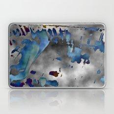 H²O bleu Laptop & iPad Skin