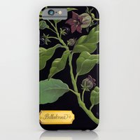 iPhone & iPod Case featuring Deadly Nightshade by Britt Wilson