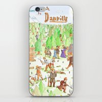 Locals Only- Danville iPhone & iPod Skin