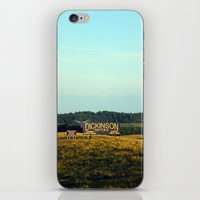 Hill Top iPhone & iPod Skin