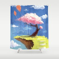 Secret Place Shower Curtain