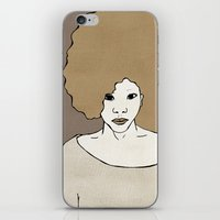 Female Four iPhone & iPod Skin