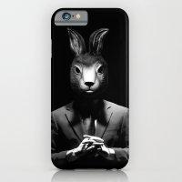 Rabbit Man iPhone 6 Slim Case