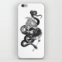 Harbingers Of Doom iPhone & iPod Skin