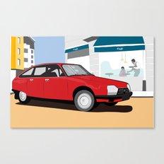 GS Canvas Print