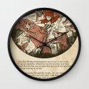 Little Red Riding Hood - Untold Ending Wall Clock