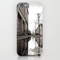 iPhone & iPod Case featuring South Tacoma alley by Vorona Photography
