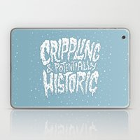 Crippling & Potentially Historic Laptop & iPad Skin