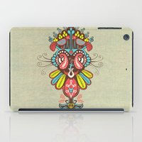 Harmony Birds iPad Case