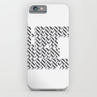 loose lips sink ships dazzle typography iPhone 6 Slim Case