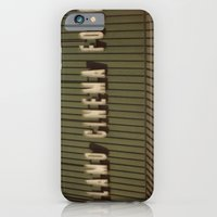iPhone & iPod Case featuring Alamo Drafthouse Village by Chris Carley