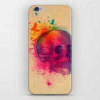 The Fleeting iPhone & iPod Skin