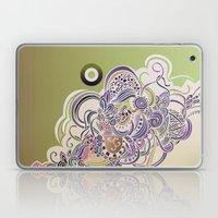 Detailed Diagonal Tangle Laptop & iPad Skin