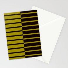 Quagga Zebra Plays Piano Stationery Cards