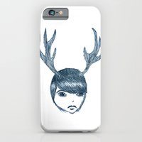 iPhone & iPod Case featuring Eli by Feral Doe